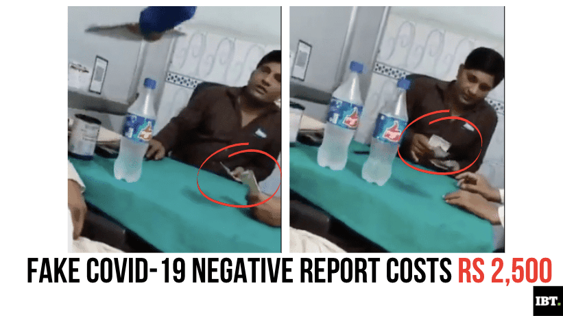 UP hospital offering fake COVID-19 negative reports for Rs 2,500 sealed