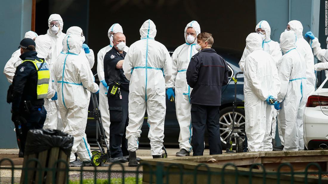 Melbourne reimpondrá el bloqueo de seis semanas contra el coronavirus mientras Australia lucha contra la segunda ola potencial