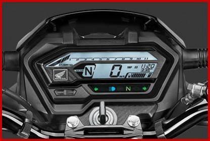 Medidor digital Honda XBlade BS6
