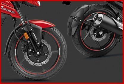 Frenos de disco Honda XBlade BS6