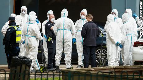 Australia reimpondrá el bloqueo de coronavirus de seis semanas en la segunda ciudad más grande mientras el país lucha contra la segunda ola potencial