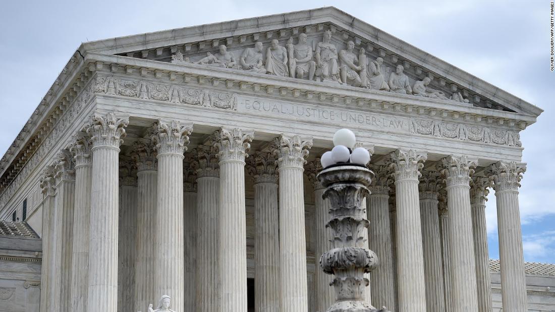 Decisión de la corte suprema sobre las finanzas de Trump