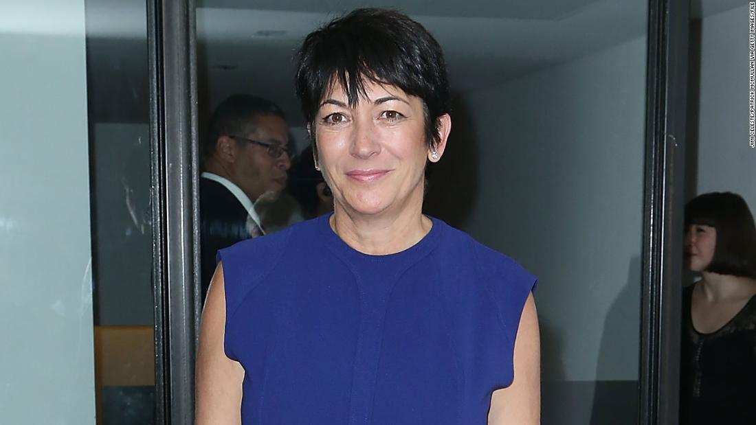 Epstein associate Ghislaine Maxwell arrested and charged