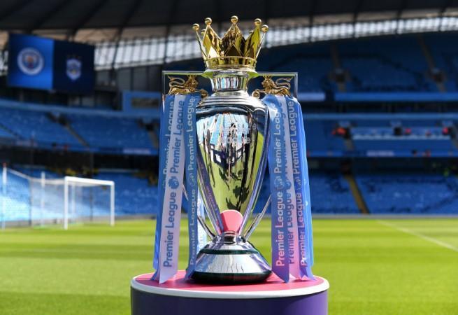Trofeo de la Premier League inglesa