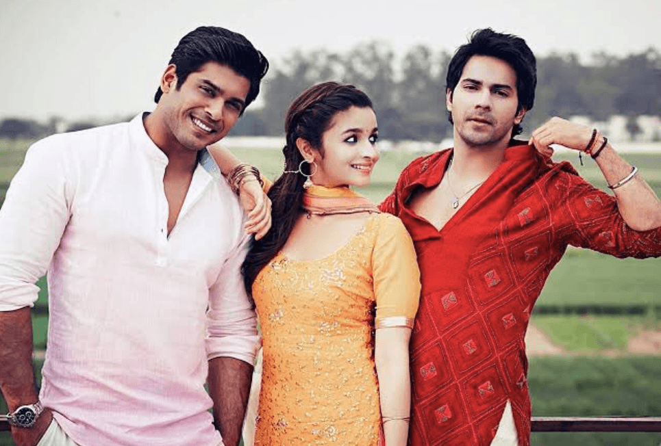 Sidharth Shukla in Humpty Sharma Ki Dulhania