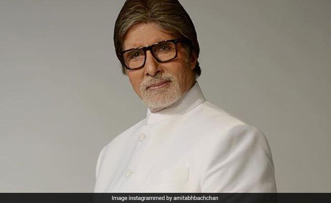 Twitter ora por COVID + ve Amitabh Bachchan