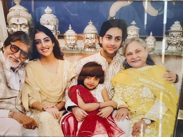 Familia Bachchan