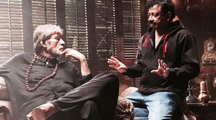 Ram Gopal Varma, Amitabh Bachchan
