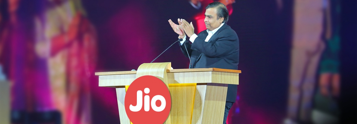 Backlash over Reliance Jio