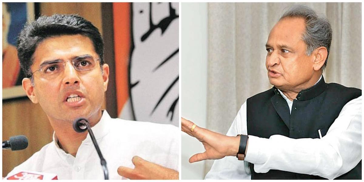 Sachin Pilot-Gehlot rift: Congress