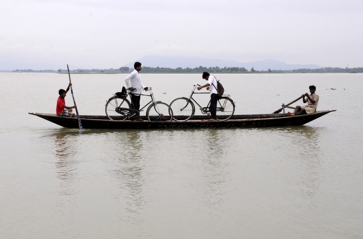 Assam flood situation worsens; 13 lakh affected, toll at 44