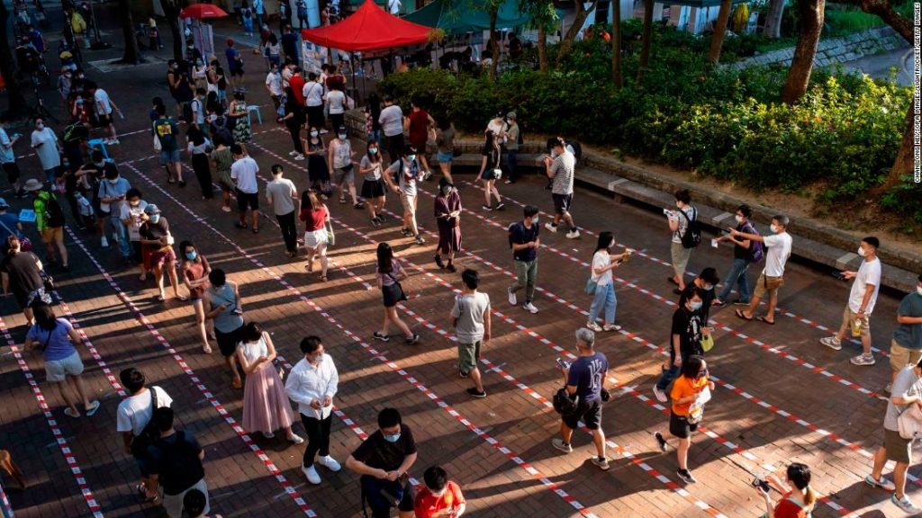 On GPS: Can Hong Kong survive Beijing's crackdown?
