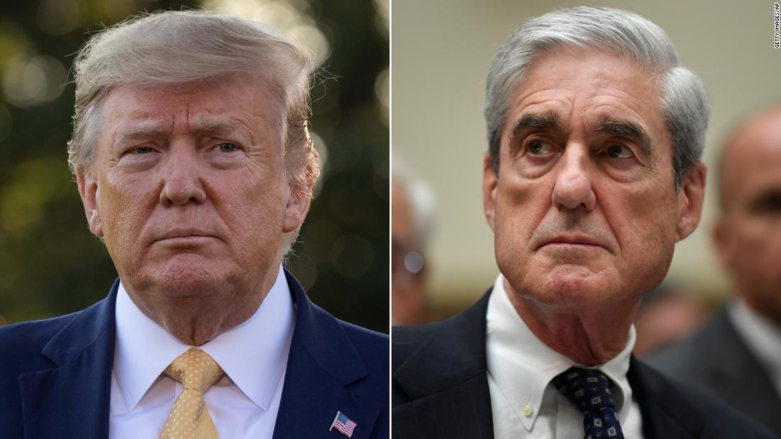 Robert Mueller consideró hablar antes de los ataques de Trump y Barr, dicen las fuentes