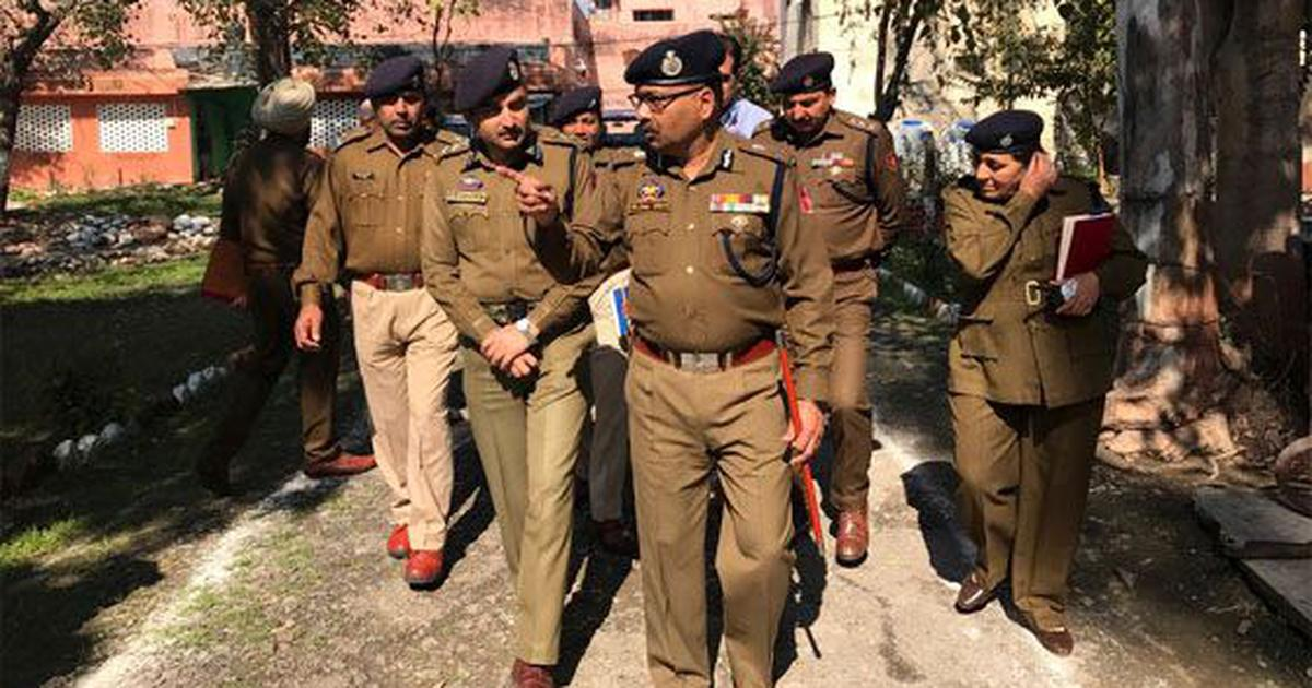 J&K DGP Dilbag Singh tests COVID negative, AIG positive; Police HQ sealed