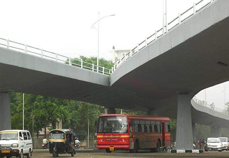 Pune flyover