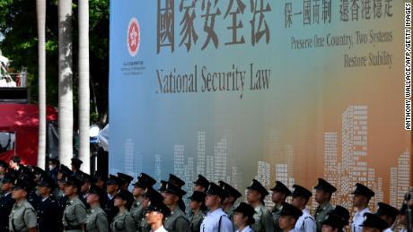 Senado aprueba proyecto de ley de sanciones finales para castigar a China por Hong Kong