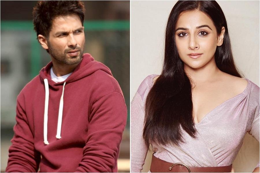 Cuando Vidya Balan habló sobre una aventura con Shahid Kapoor y dijo que estaba harta de su nombre en Koffee de Karan Johar con Karan