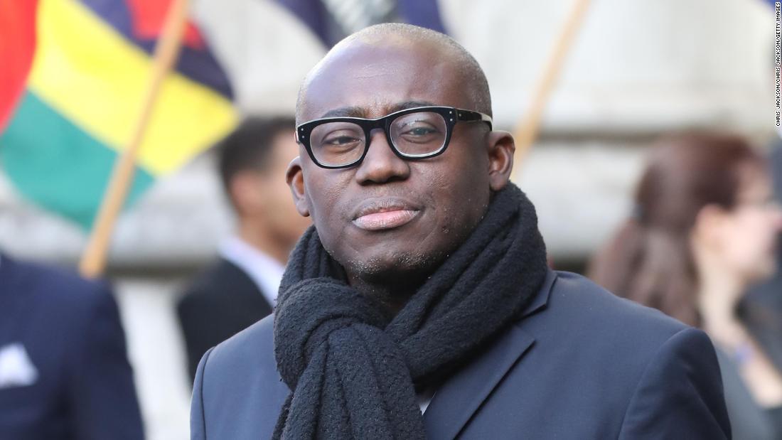 Edward Enninful, editor británico de Vogue, 'perfilado racialmente' por el guardia de seguridad en las oficinas de la revista
