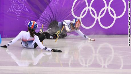 Las atletas que hablan sobre la cultura de abuso del patinaje surcoreano