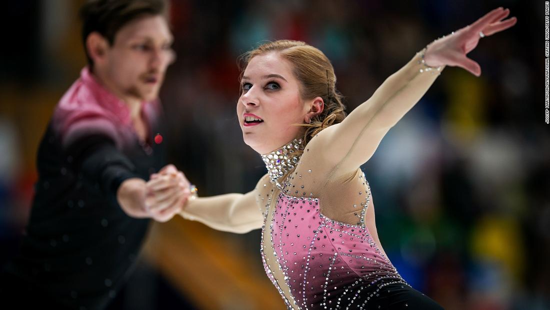 Ekaterina Alexandrovskaya: patinadora artística olímpica muere a los 20