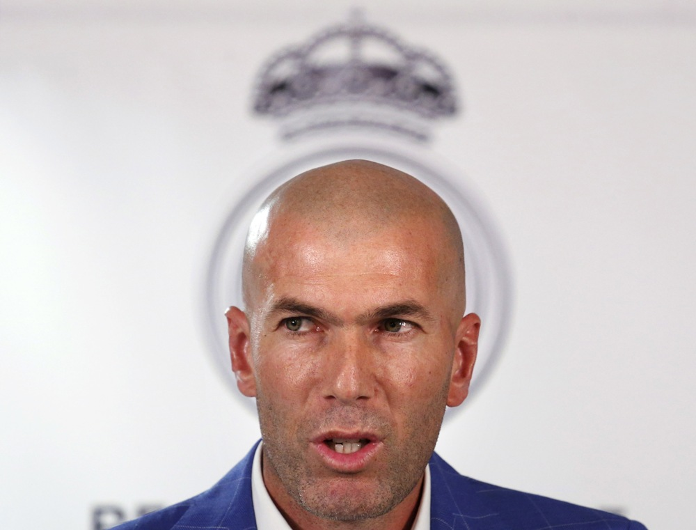 Zidane dismisses