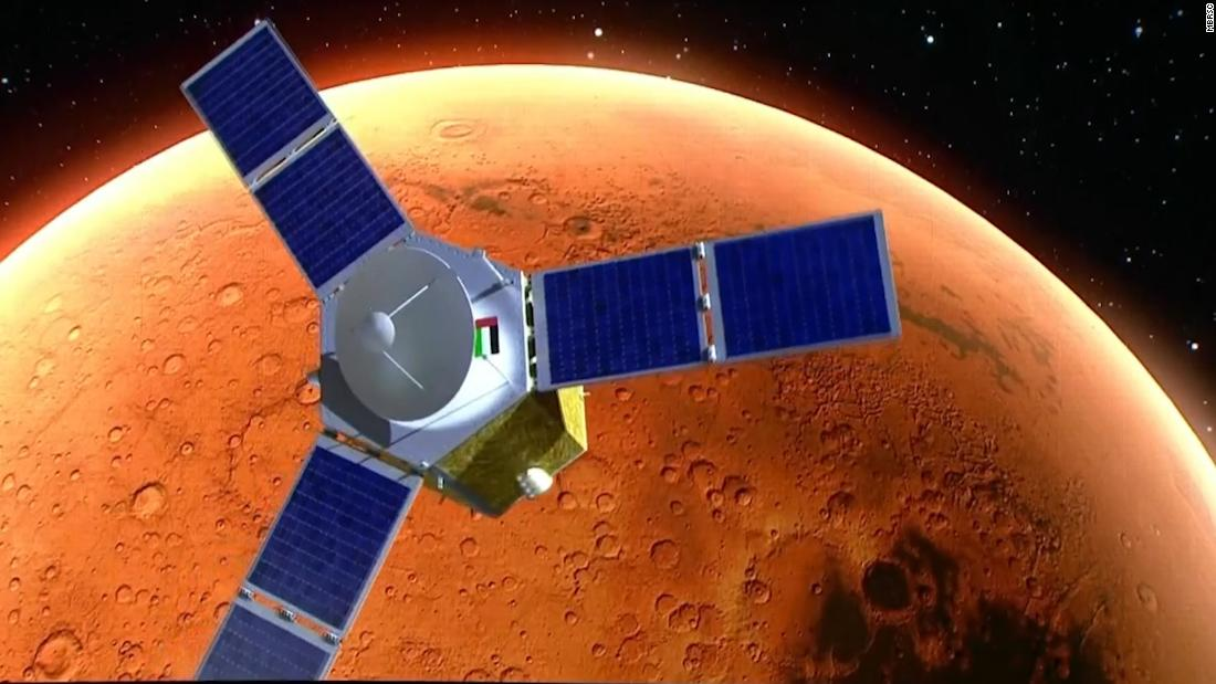 How the Hope Mars mission will make history in the UAE