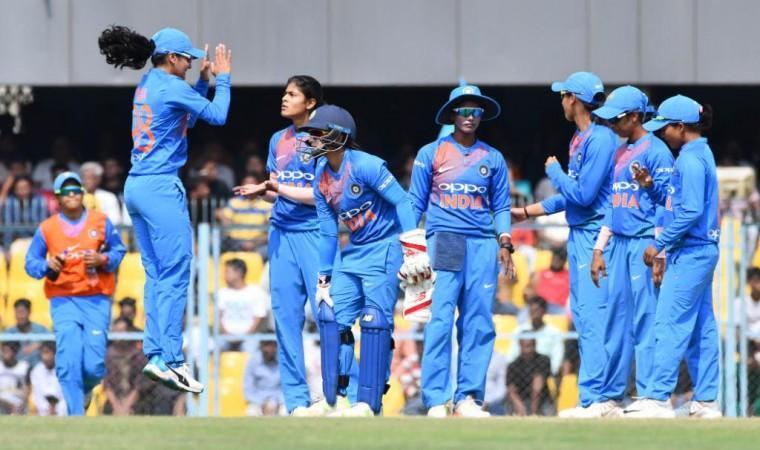 Equipo de cricket femenino indio