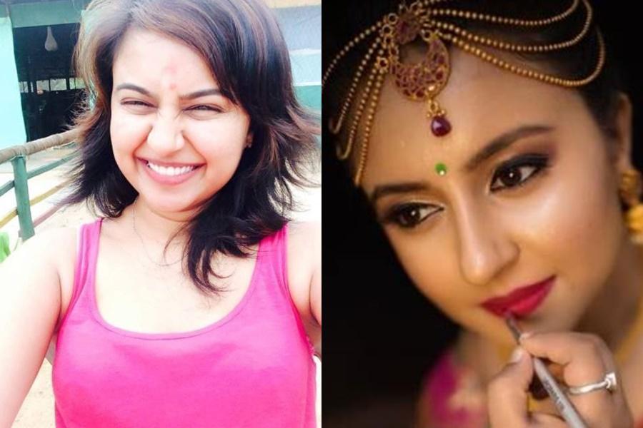 La actriz de Kannada, Jayashree, sacudió a los fanáticos con una críptica publicación de FB: '¡¡Abandono !! Adiós mundo y depresión '