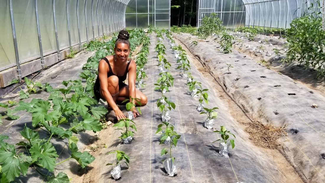¿Por qué una nueva generación de agricultores negros está entrando en el negocio?