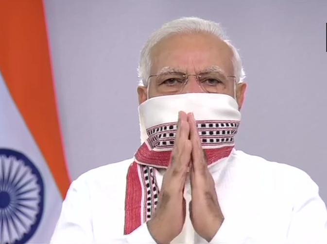 PM Modi sends China a message, cites Pak fate at Kargil