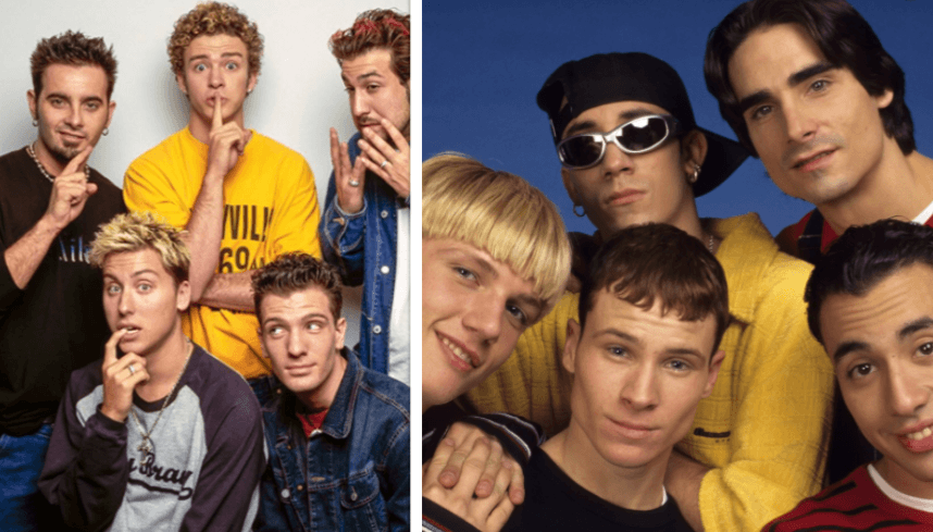 NSYNC vs Backstreet Boys