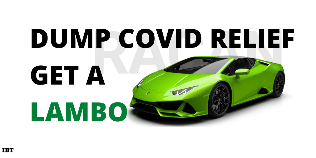 Florida man buys Lamborghini with COVID-relief money; busted