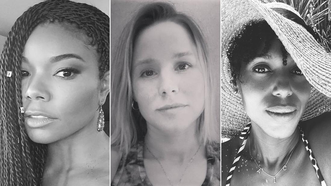 'Desafío aceptado': por qué las mujeres publican fotos en blanco y negro con el título