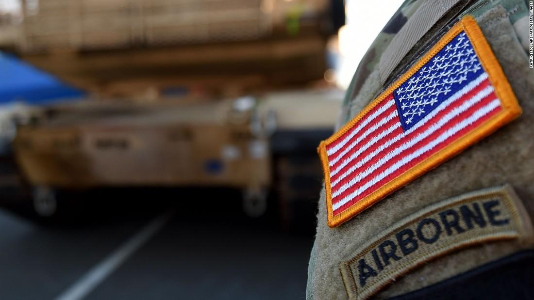 Estados Unidos retirará cerca de 12,000 tropas de Alemania en movimiento que costará miles de millones y llevará años