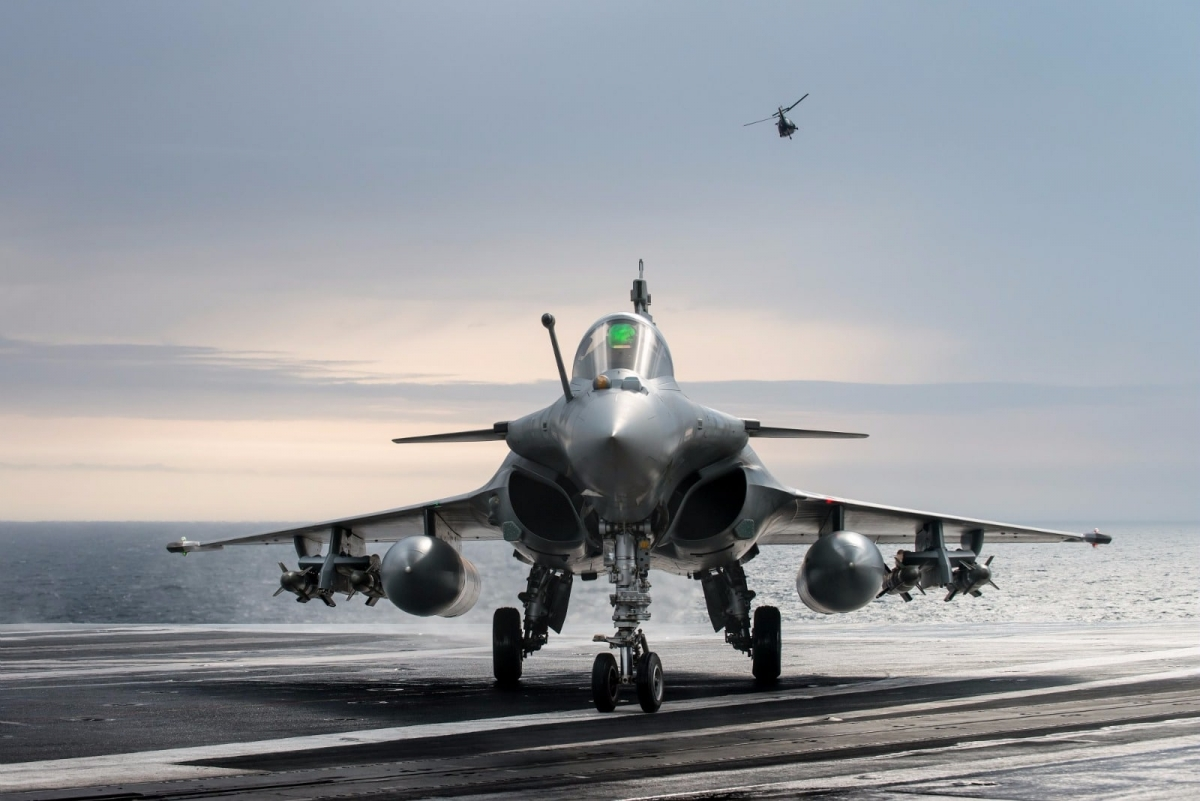 Rafale multirole fighter jets gives IAF decisive edge