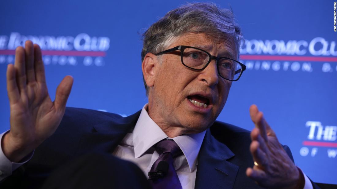 Bill Gates believes test results in the US must come back sooner to be effective.