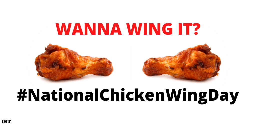 National Chicken Wings day is trending; Twitter grills a saucy war