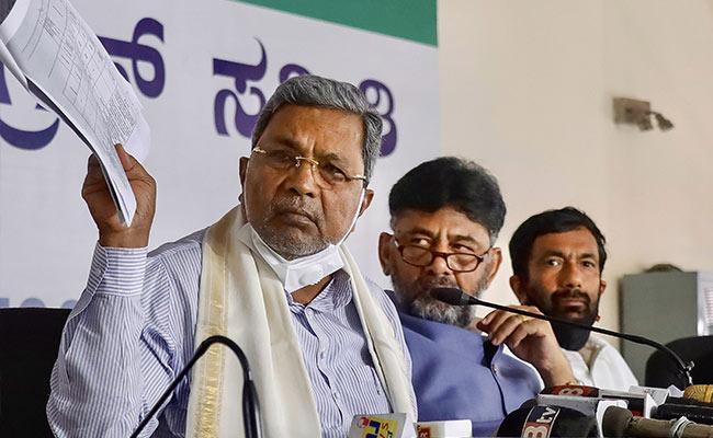"""Sobre las acusaciones del Congreso de Karnataka, BJP exige """"disculpas incondicionales"""""""