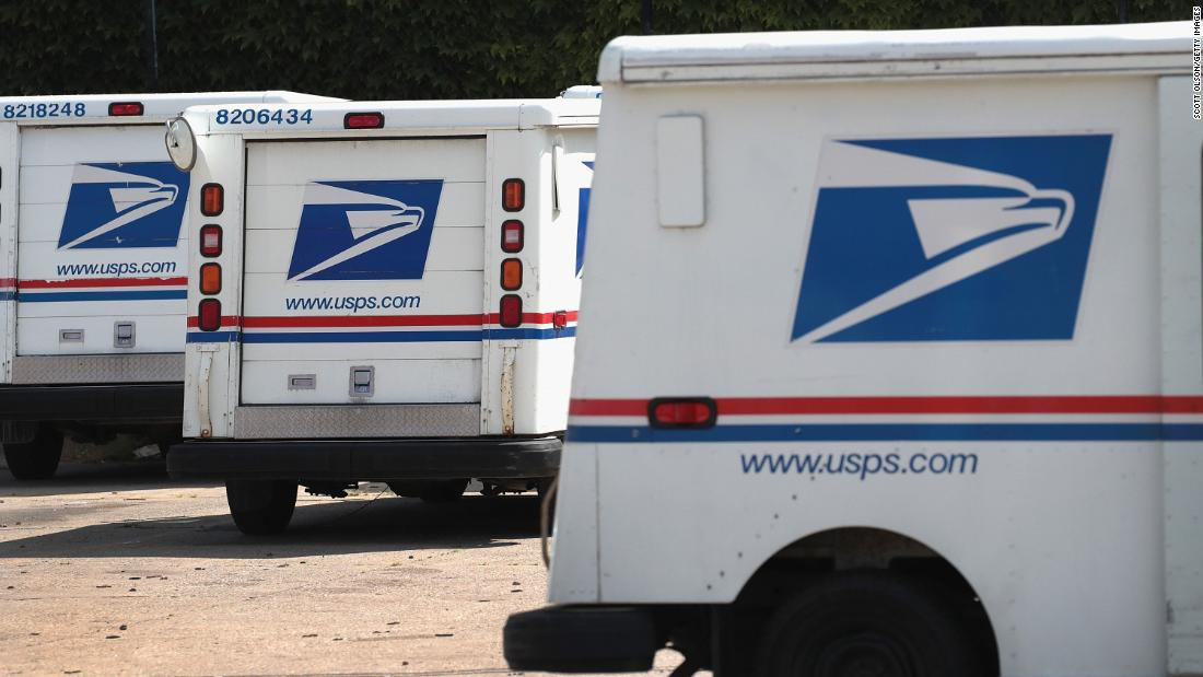 USPS' financial challenges may impact mail-in voting
