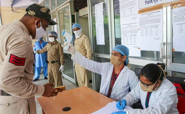 38,902 casos de coronavirus en la India en 24 horas por primera vez, 10,77 casos totales de Lakh hasta el momento, 26,816 muertes