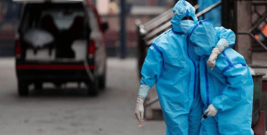 Actualización de India Coronavirus