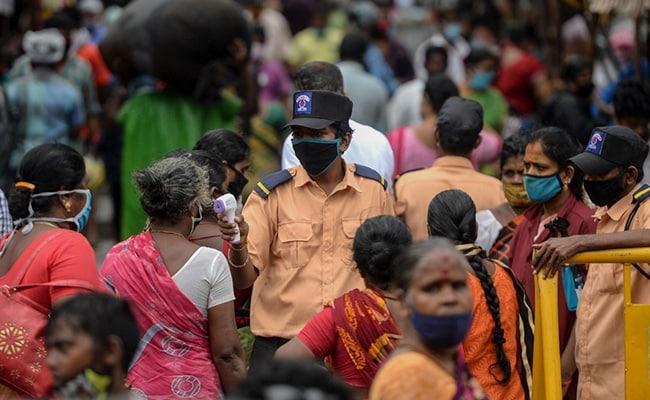 Actualizaciones de Coronavirus India: más de 55,000 casos de coronavirus en el mayor salto de 1 día en India: 10 puntos