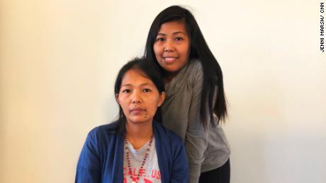 Las trabajadoras domésticas son la columna vertebral económica de Hong Kong, pero algunas de sus mujeres peor tratadas