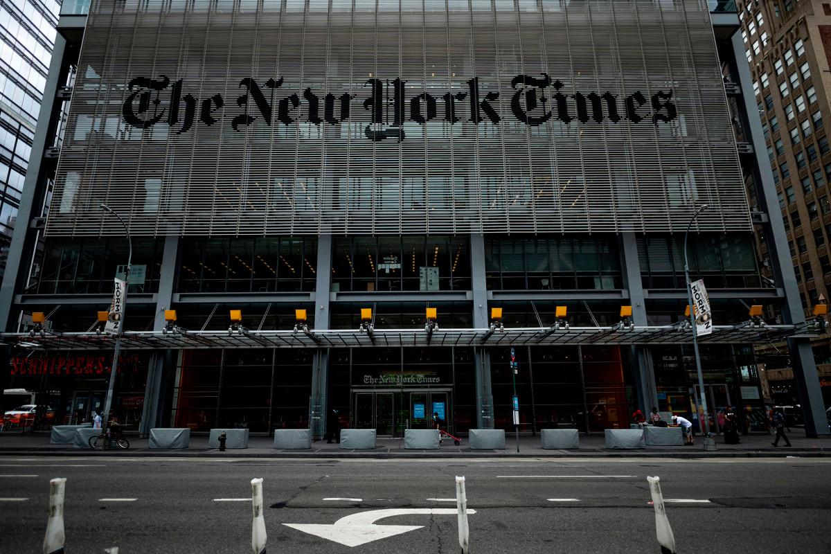 Bari Weiss dimite del New York Times, citando 'ambiente iliberal'