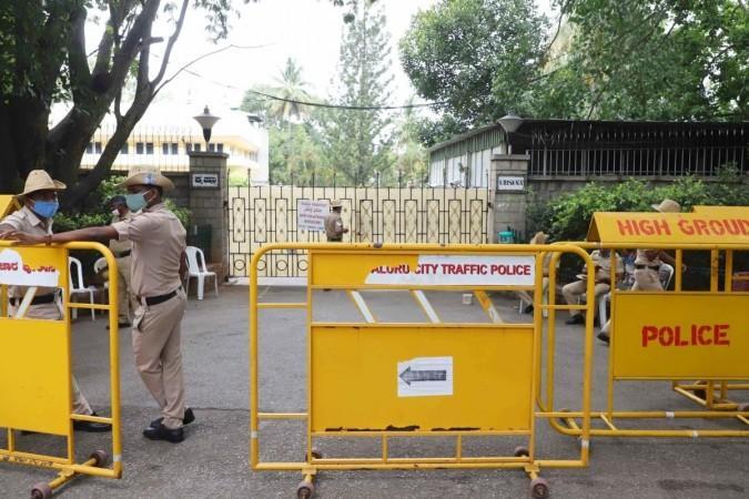 Oficina de CM Krishna Bengaluru