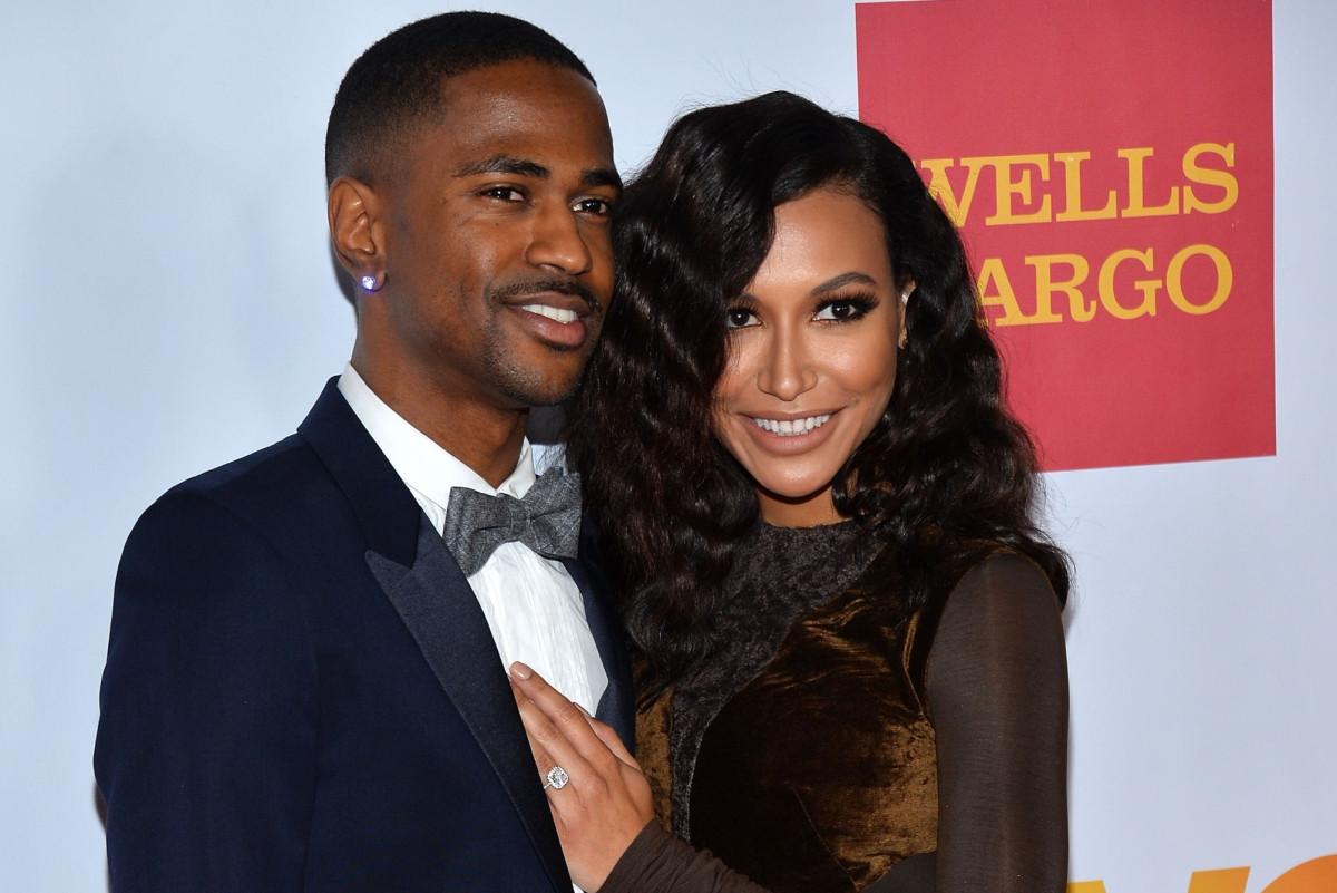 Big Sean 'sigue afligido' por la muerte de la ex novia Naya Rivera