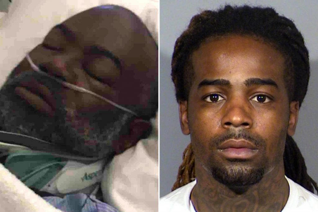 Brute provocó a un hombre sin hogar en un mortal backflip por $ 6: policías