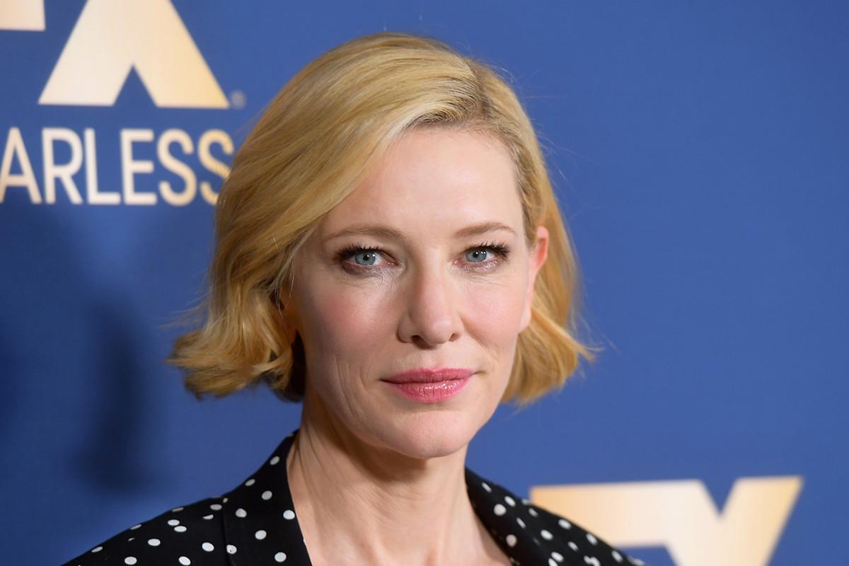 Cate Blanchett llega a un acuerdo televisivo de primer vistazo en FX