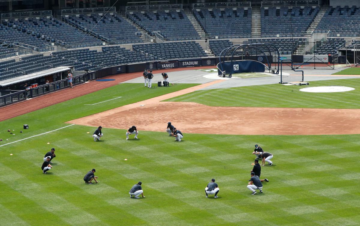 Cómo los Yankees buscan traer el ruido
