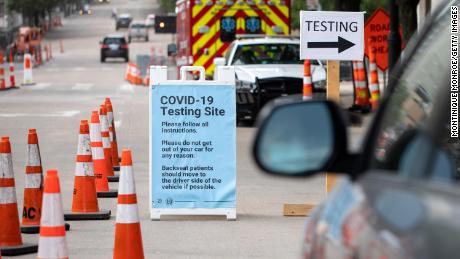 85 bebés menores de 1 año han dado positivo por coronavirus en un condado de Texas desde marzo